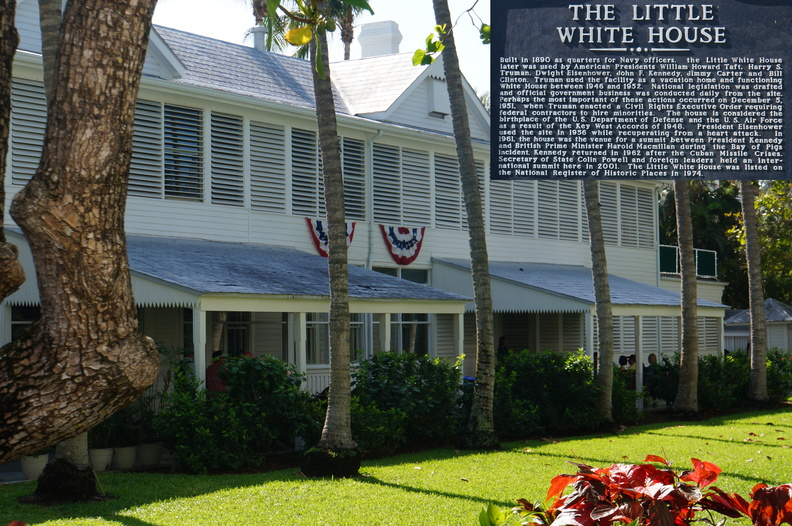 Little Whitehouse Key West