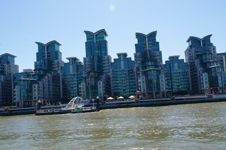 apartments on the river