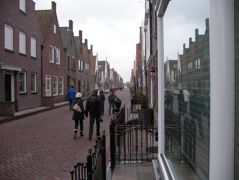 summer homes in Volendam