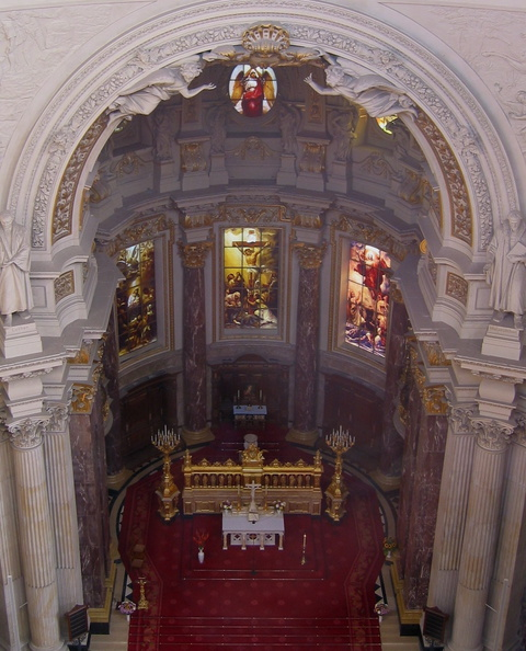 Berliner Dom, chancel