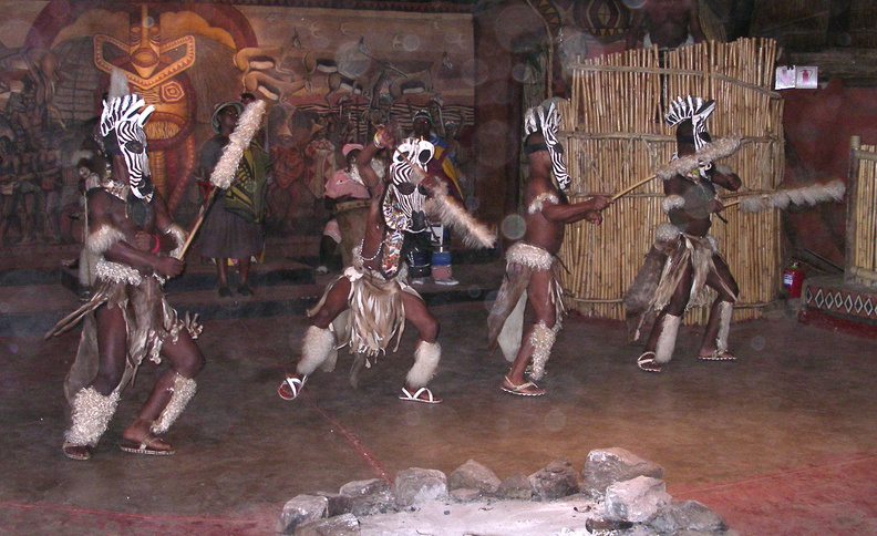 warriors dancing