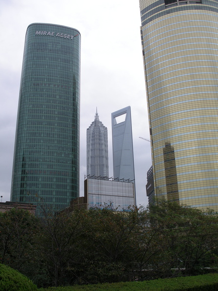 Shanghai world fnancial centre