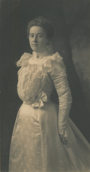 1898 HannahMcLaughlin wedding Chicago