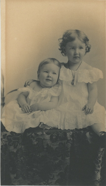 1902-09Helen and MargaretMcDonnell