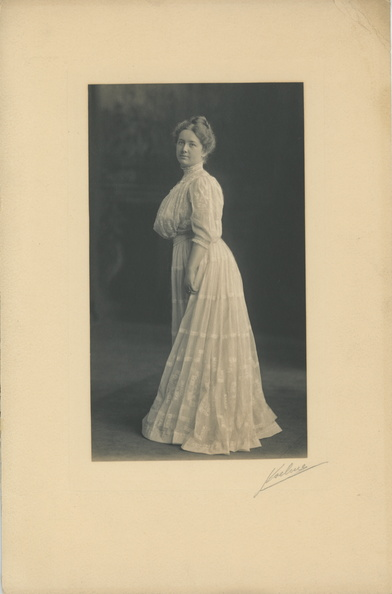 1905ish Hannah McLaughlin Chicago