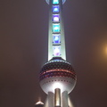 Oriental Perl TV tower
